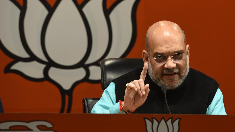 Party president Amit Shah will go into a huddle with senior leaders on Thursday to discuss the reasons behind the defeats the party faced in Madhya Pradesh, Chhattisgarh annd Rajasthan, and to lift the morale ahead of the 2019 general elections, according to senior leaders familiar with the matter.