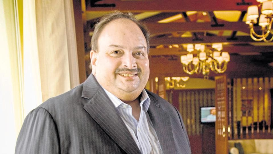 A red corner notice has been issued for the arrest of Mehul Choksi in the PNB fraud case.