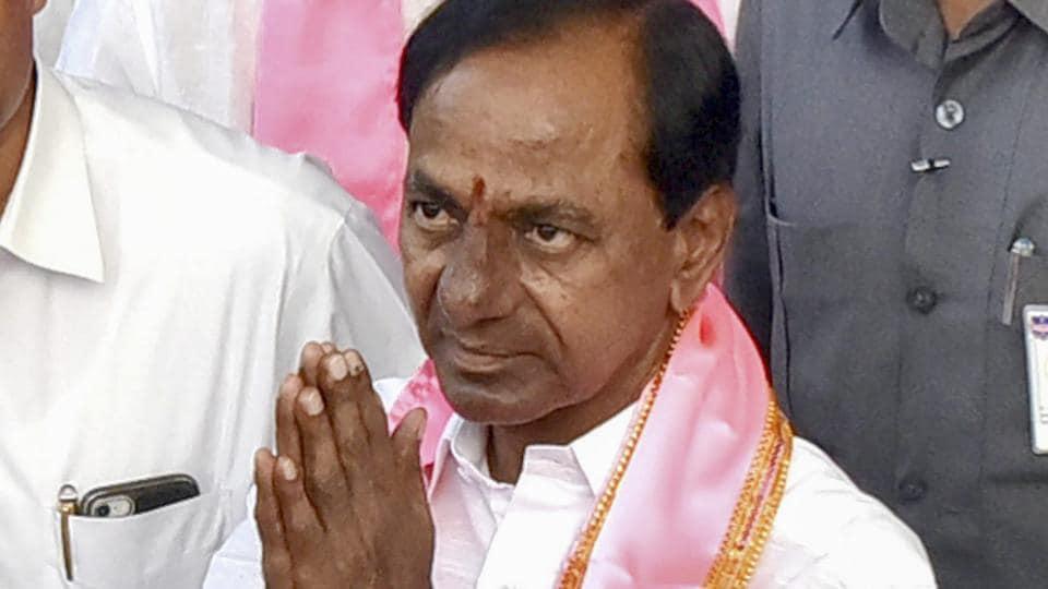 Telangana chief minister,KCR takes oath,K Chandrasekhar Rao