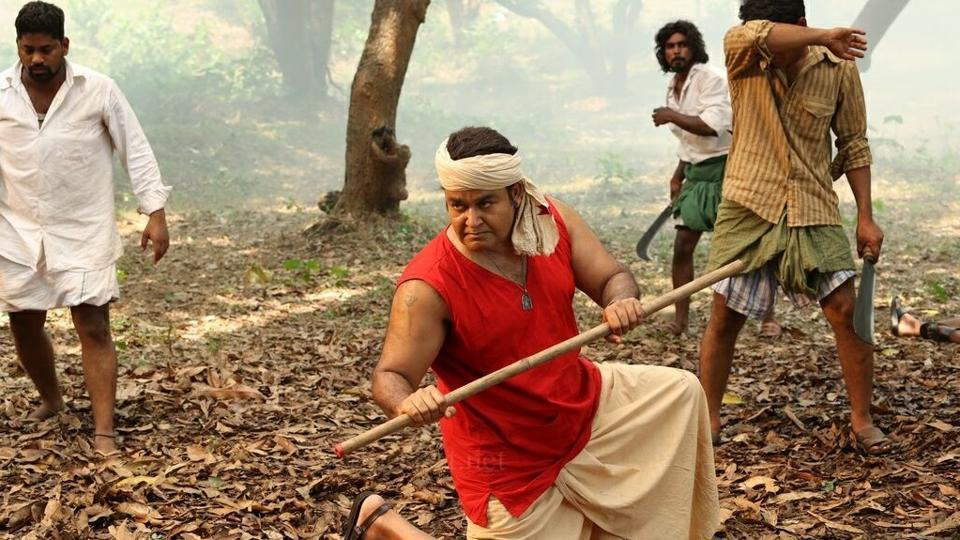 Odiyan Movie Review Mohanlal S Manikyan Is Fast And Sharp But The