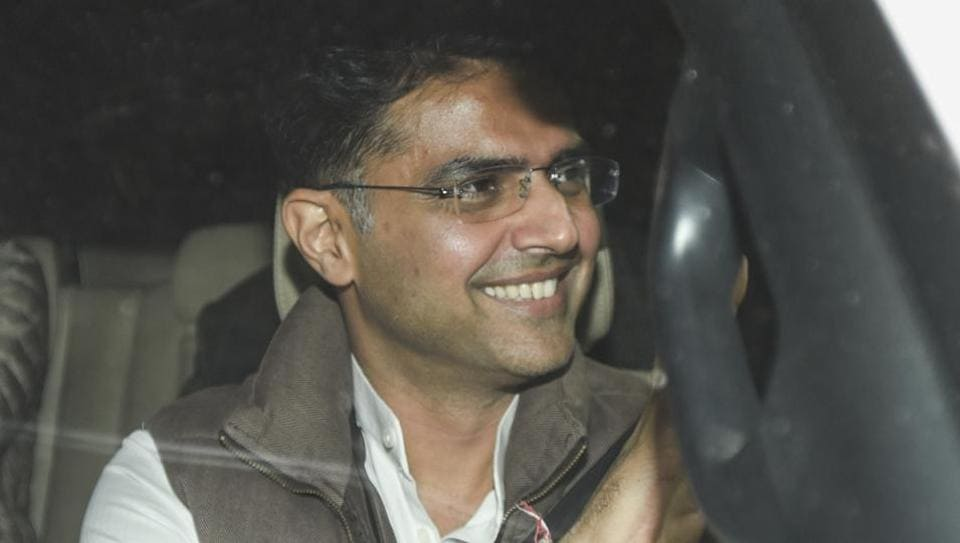 Once the youngest MP, Sachin Pilot to be Rajasthan's youngest deputy CM
