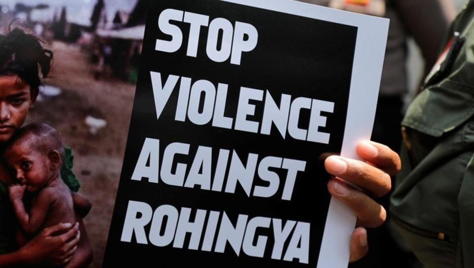 More than 700,000 Rohingya have fled the violence in Rakhine state since the Myanmar military launched an offensive in August 2017.