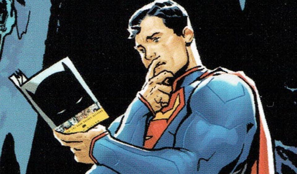 Krypton,Kal El,Jor El