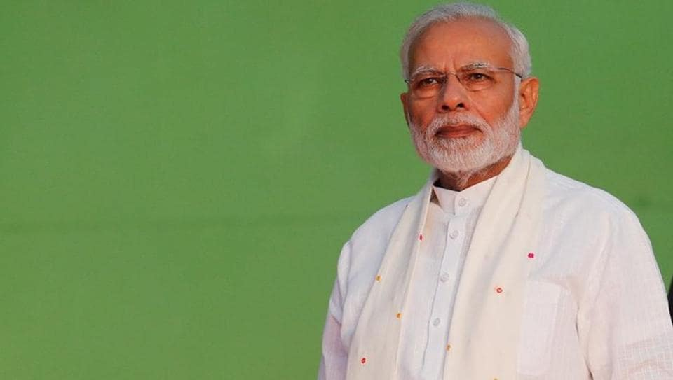 """PM Narendra Modi claimed that the BJP was the only one """"that understands agricultural issues"""" and called for a campaign to highlight his government's achievements on the farm front."""