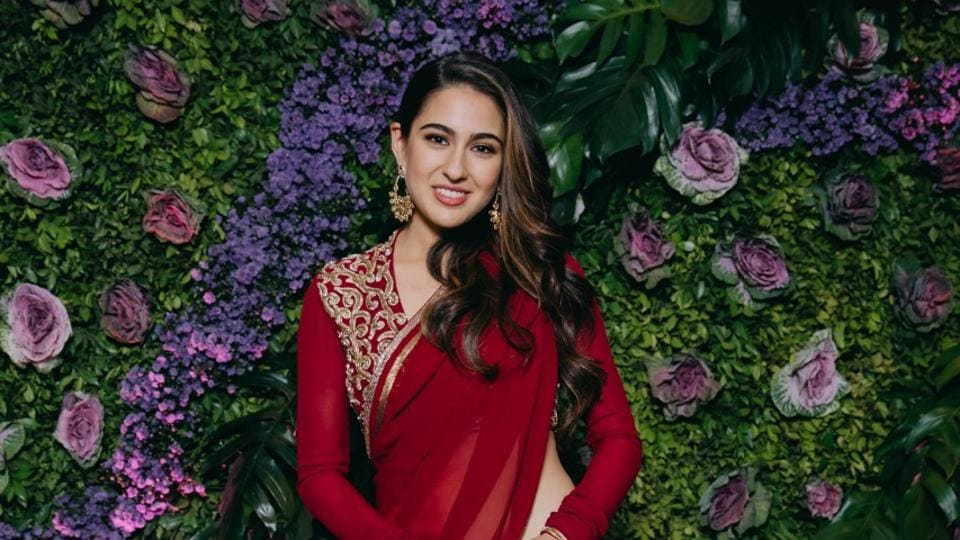 Kedarnath actor Sara Ali Khan says she is always dying to be on a film set