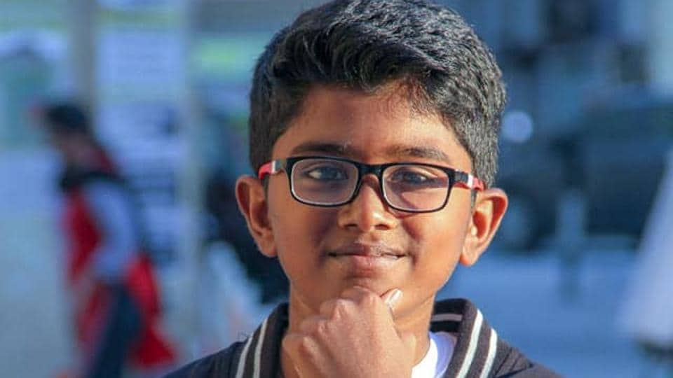 Aadithyan Rajesh, a tech wizard who started using a computer when he turned five, has launched his own company 'Trinet Solutions' at the age of 13, the Khaleej Times reported.