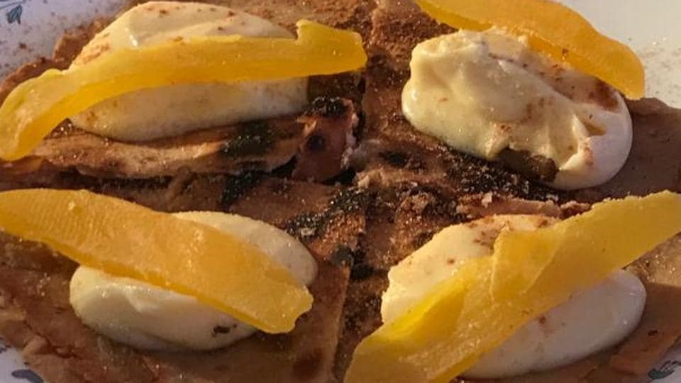 If you could not make it to chef Harpal's masterclass on Friday, do the next best thing: Try his decadent apple paratha recipe, perfect for adding a delicious end to any meal.