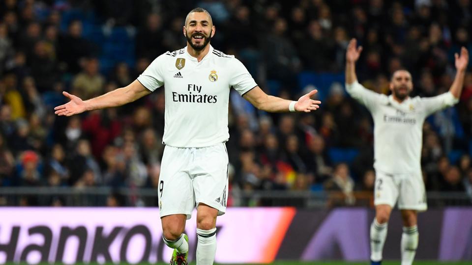 Real Madrid,Atletico Madrid,Karim Benzema