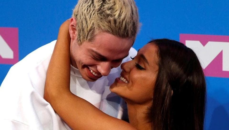 Pete Davidson and Ariana Grande broke off their engagement recently.