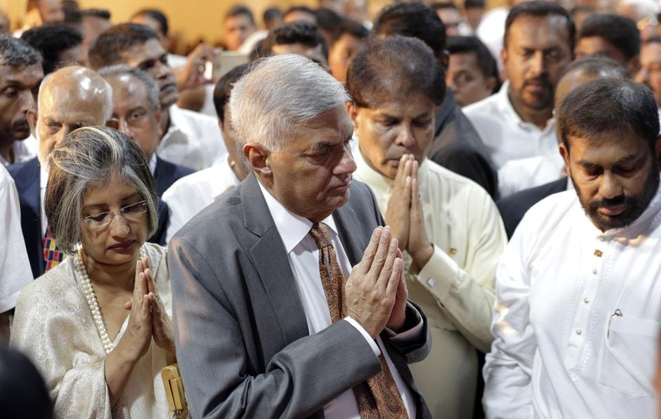 Sri Lanka's reinstated prime minister Ranil Wickeremesinghe has said he will now focus on restoring normalcy and putting development programmes back on track