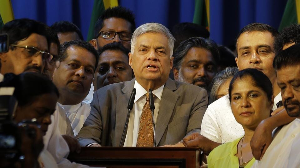 Ranil Wickremesinghe may take oath as Sri Lanka's PM on December 16