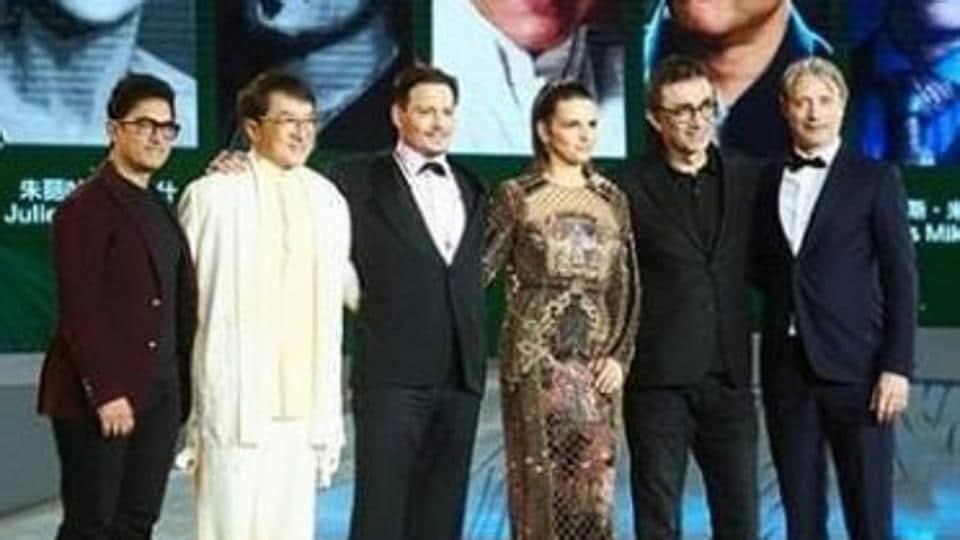 Aamir Khan,Jackie Chan,Johnny Depp