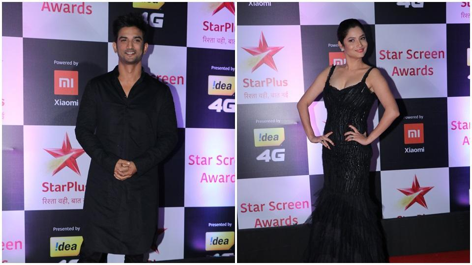 Sushant Singh Rajput on wishing ex Ankita Lokhande for her