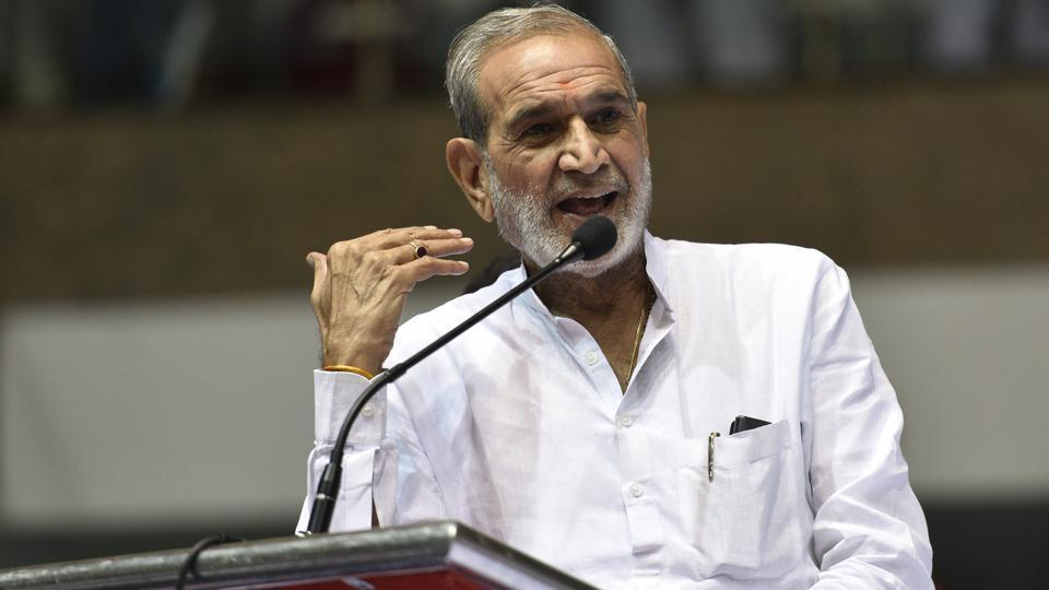 Congress leader Sajjan Kumar was sentenced to life imprisonment in a case relating to the 1984 anti-Sikh riots in Delhi by the Delhi High Court on Monday  (File Photo)