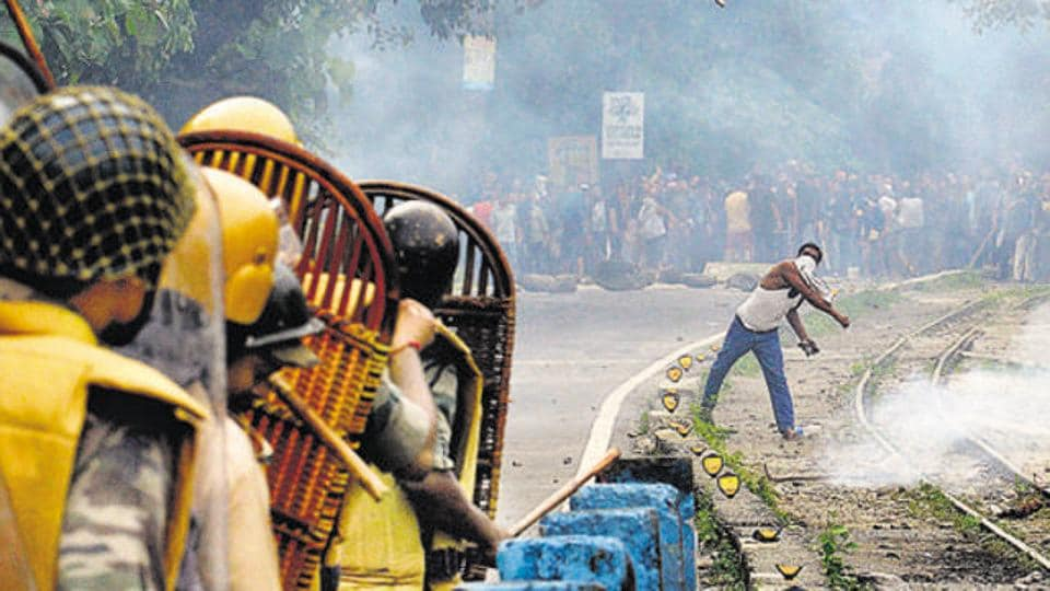 West Bengal,West Bengal political clashes,political clashes