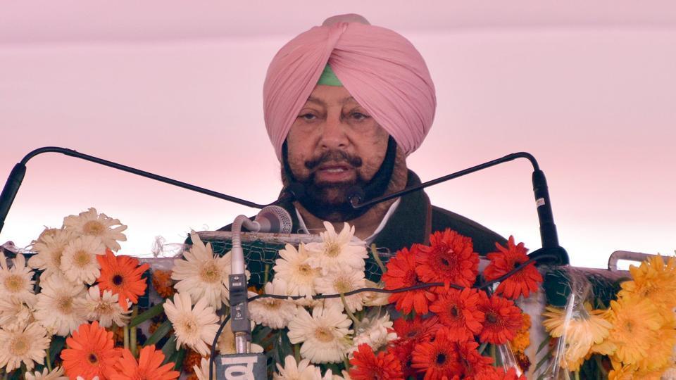 Amarinder Singh undergoes surgery to remove kidney stone