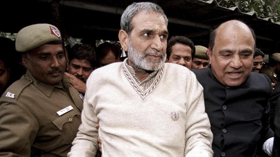 Congress' Sajjan Kumar was convicted today by Delhi High Court in 1984 riots case