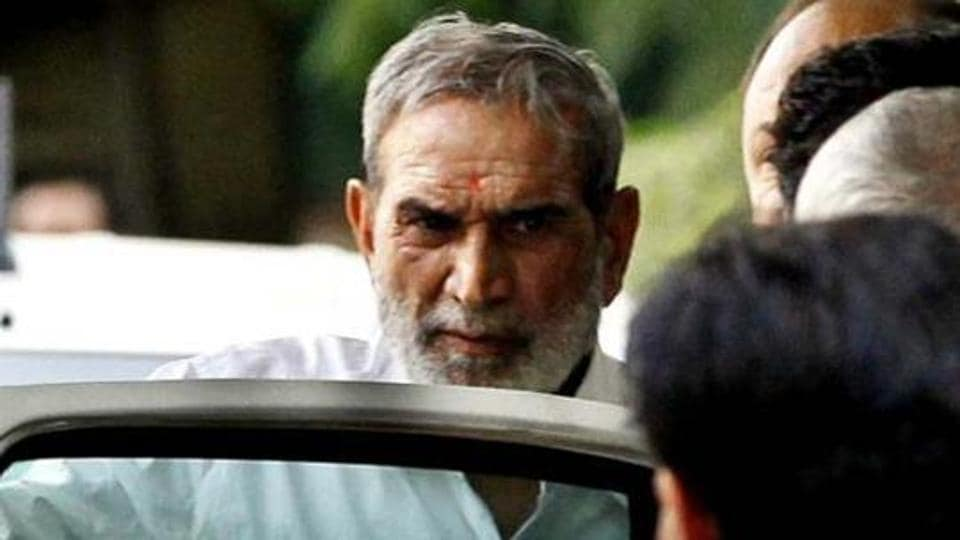 Congress leader Sajjan Kumar. Violence should never go unpunished and in 1984, the mob, led by Congress leaders and workers visited specific colonies and homes, voters lists in hand