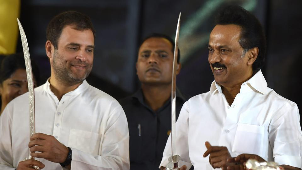 The DMK President MK Stalin on Sunday gave a ringing endorsement to Rahul Gandhi's candidature for prime ministership.