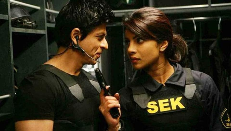 Image result for shahrukh khan don 2 vest