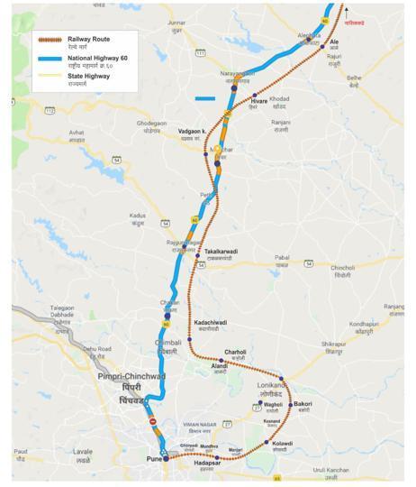 Map file pdf railway indian