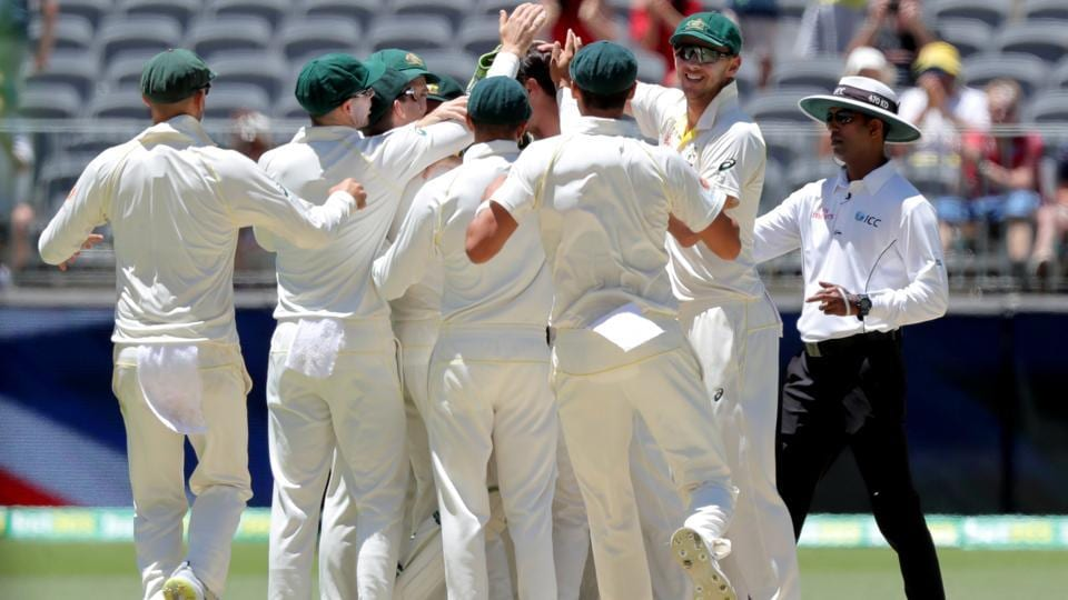 Australia level India series with first Test win since tampering scandal