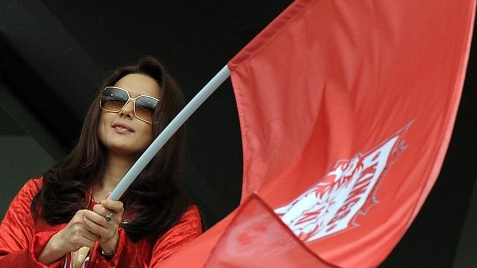 File picture of Preity Zinta