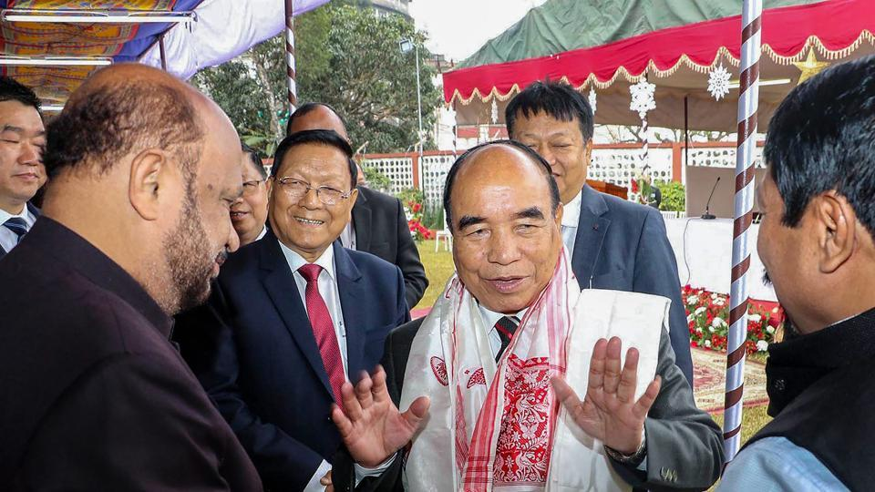 The new  MNF government in Mizoram under chief minister Zoramthanga has begun taking steps to fulfill its poll promise of reimposing prohibition in the northeastern state  (File Photo)