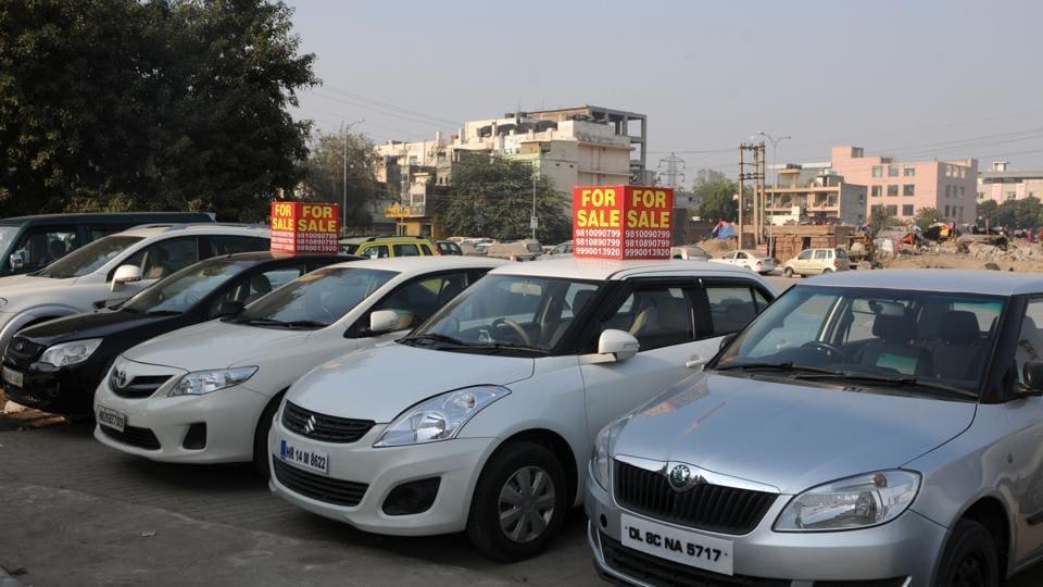 government to empanel scrap dealers as delhi struggles to get rid of old cars delhi news. Black Bedroom Furniture Sets. Home Design Ideas