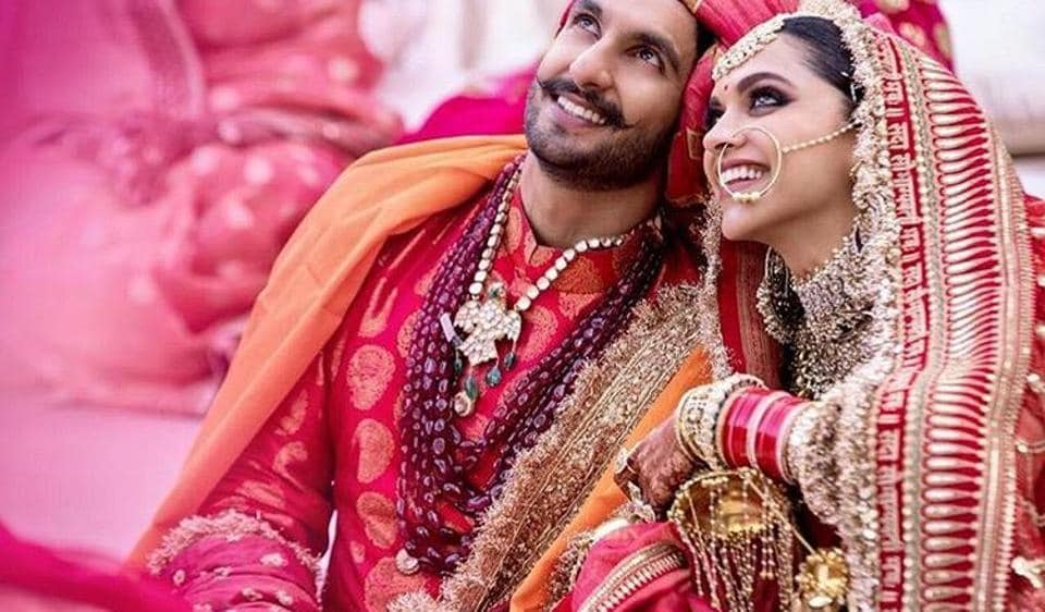 Actor Deepika Padukone and Ranveer Singh requested guests to donate to a charity they supported which has now become an accepted form of gifting