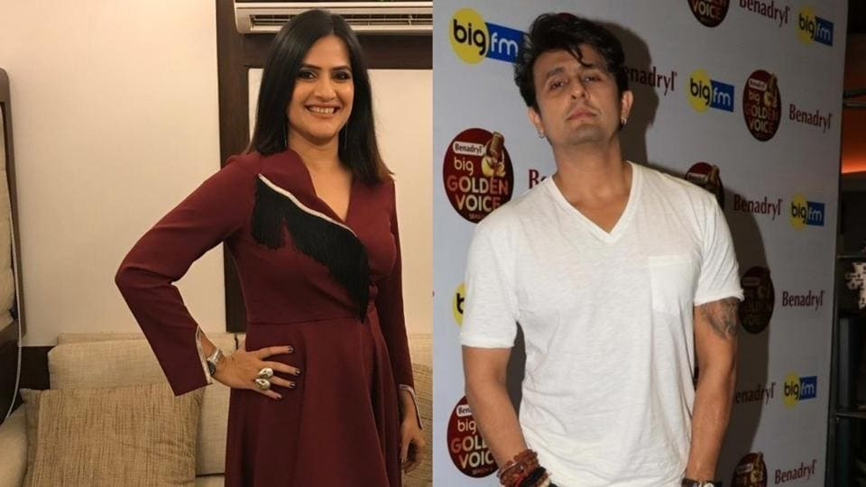 Sonu Nigam has replied to Sona Mohapatra's tweets criticising him for his comments on Anu Malik and Pakistani artists.