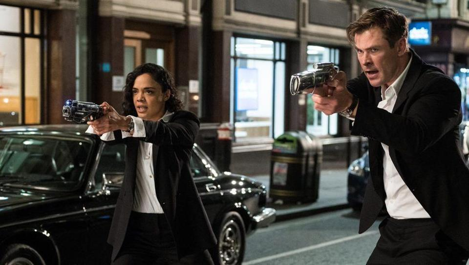 The Men in Black International Trailer Brings Back Our Love of Suits