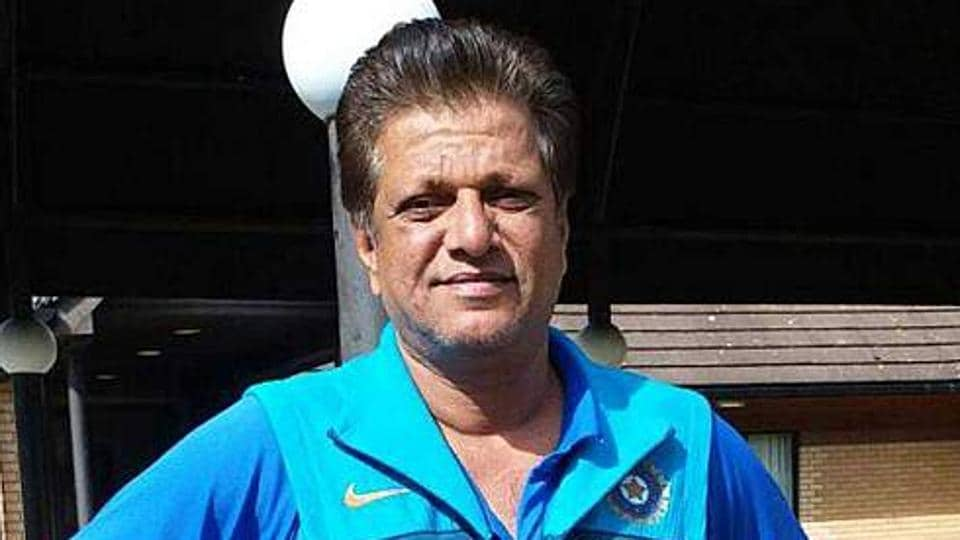 File image of former India cricketer WV Raman.