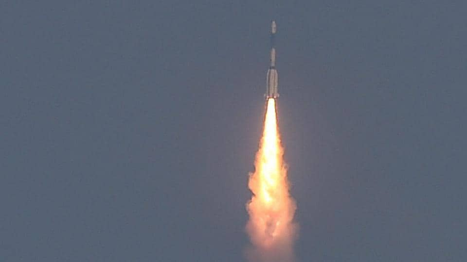ISRO launched GSLV carrying GSAT-7A satellite for IAF