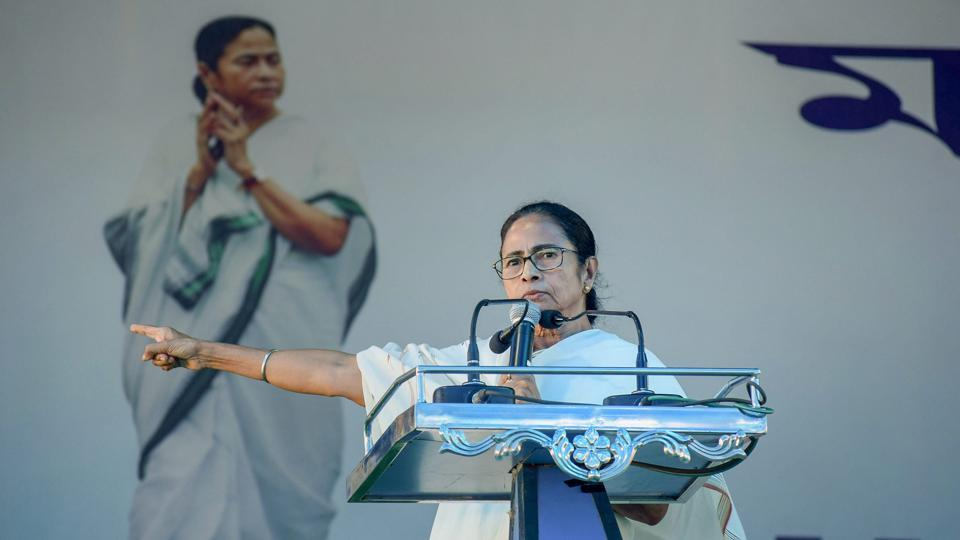 In a setback for the Mamata Banerjee government, Calcutta High Court on Thursday allowed the Bharatiya Janata Party to hold three yatras in West Bengal. The BJP is engaged in a running feud with the West Bengal government over the yatras that party president Amit Shah is to flag off and is supposed to travel through all the 294 assembly constituencies of the state over more than 40 days. (PTI File)