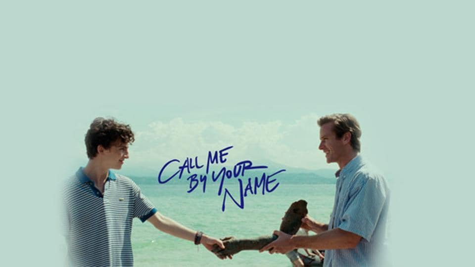 'Call Me By Your Name', a film that received worldwide critical acclaim, will air on &PrivéHD on December 22.