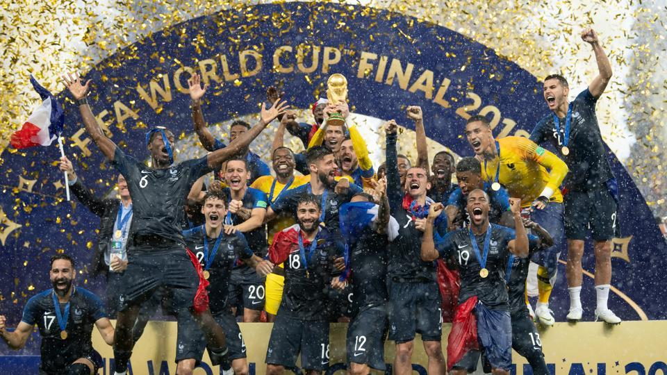 FIFA World Cup final's global audience revealed | football
