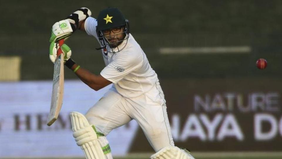 File image of Pakistan cricketer Imam-Ul-Haq in action during a Test.