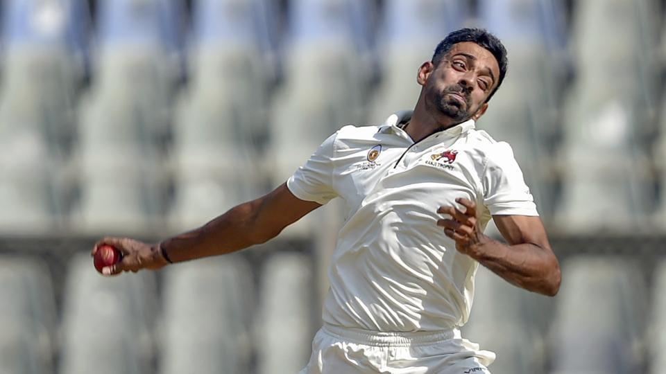 Dhawal Kulkarni,Ranji Trophy,Aditya Tare