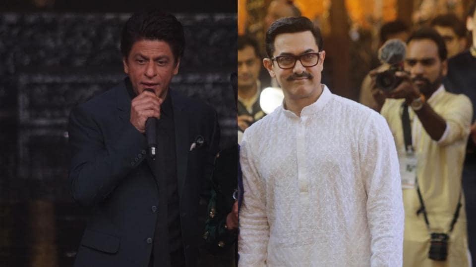Shah Rukh Khan confirms Aamir Khan will play Krishna in