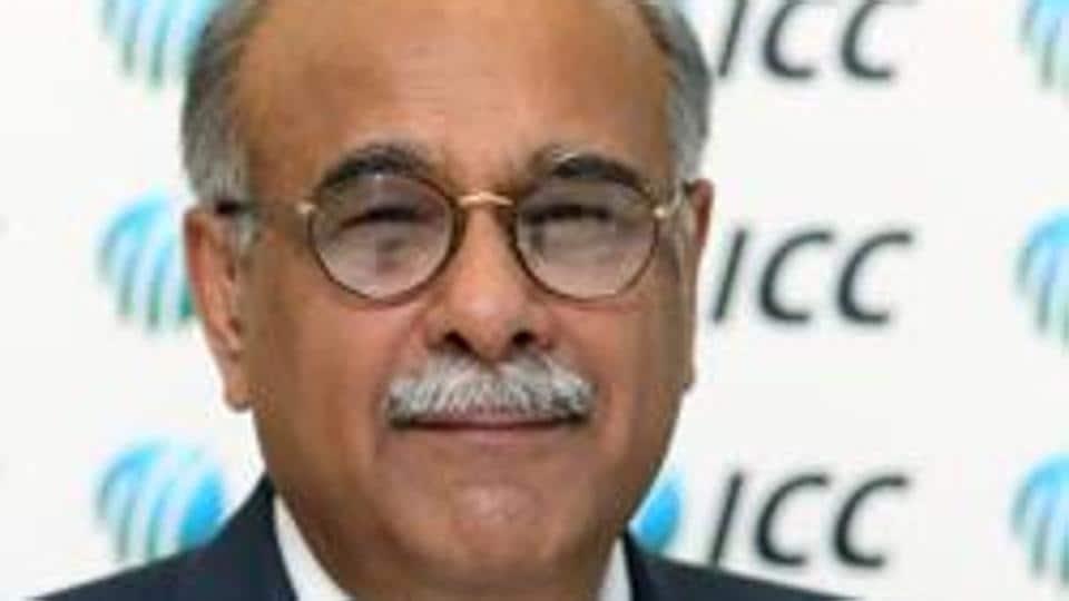 Shaharyar Khan,Najam Sethi,ICC