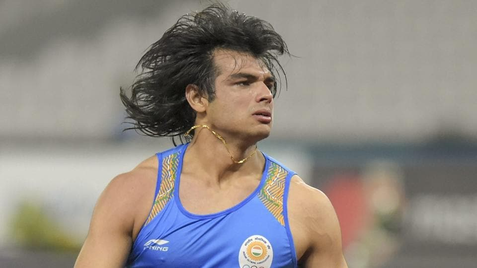 Neeraj Chopra,Hima Das,athletics