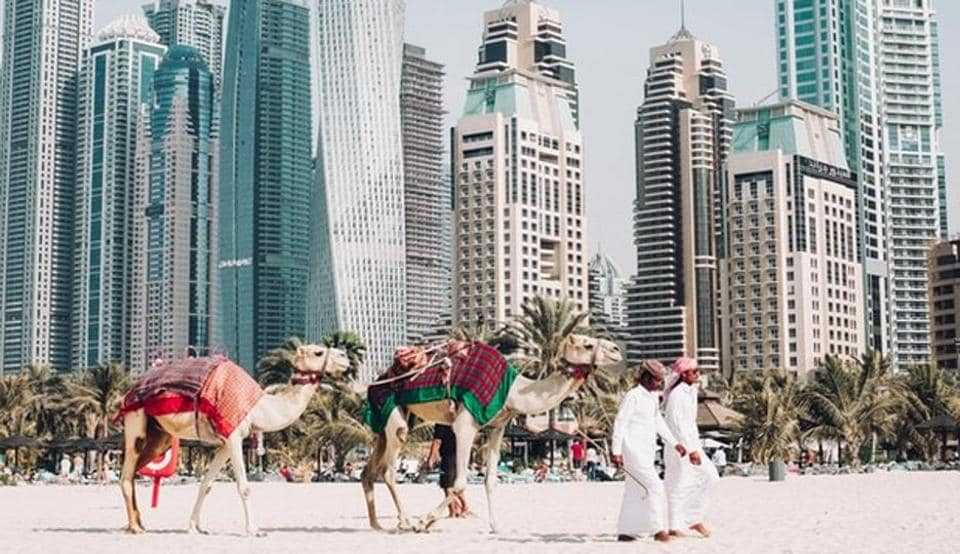 This festive season, head to Dubai for a glitzy Christmas and New Year with family and loved ones.