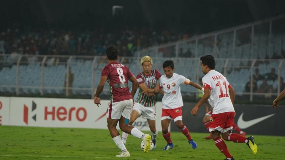 Mohun Bagan are now on 15 points after 9 games.