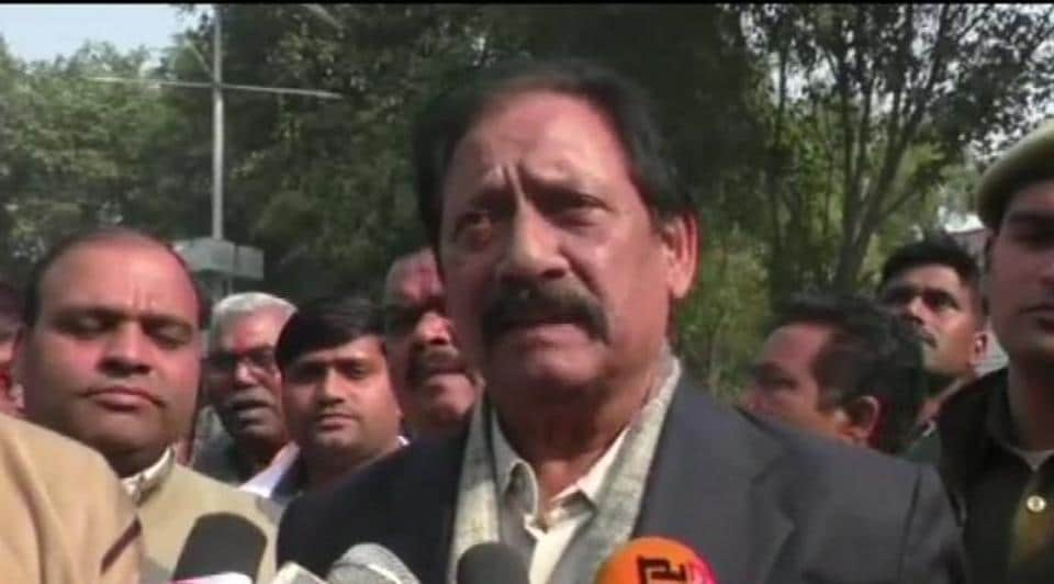 Former Indian cricketer Chetan Chauhan has said that the lord was a sportsperson who is worshipped by many sportspersons even today, adding that his caste should not be discussed.