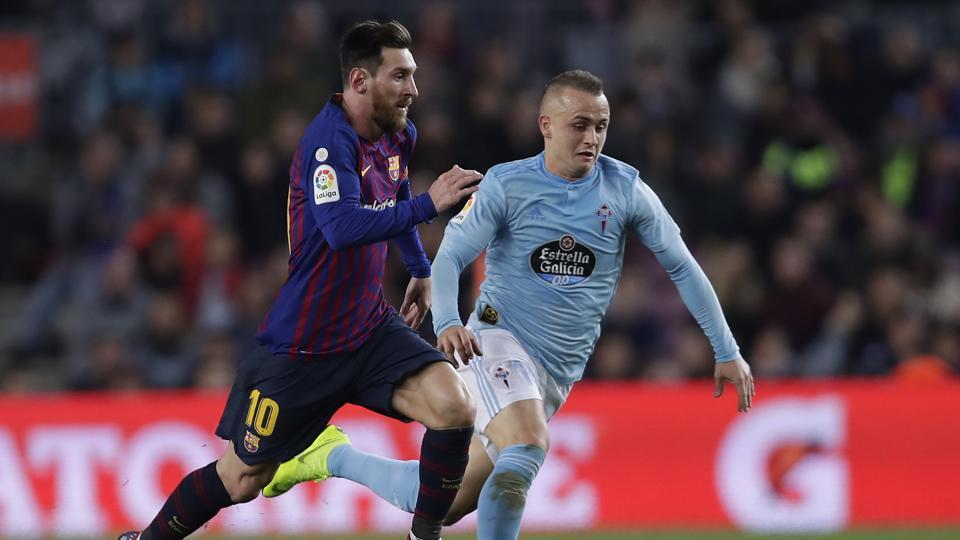 Messi, Dembele keep Barca three points clear in La Liga | football