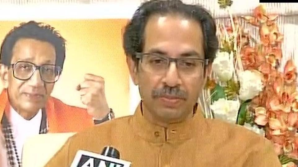 In recent weeks, Uddhav Thackeray has upped the rhetoric to nudge the NDA to get the temple built at Ayodhya.