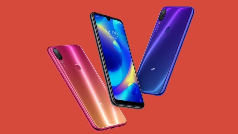 Xiaomi Mi Play with waterdrop notch, dual rear cameras launched: Price, specifications