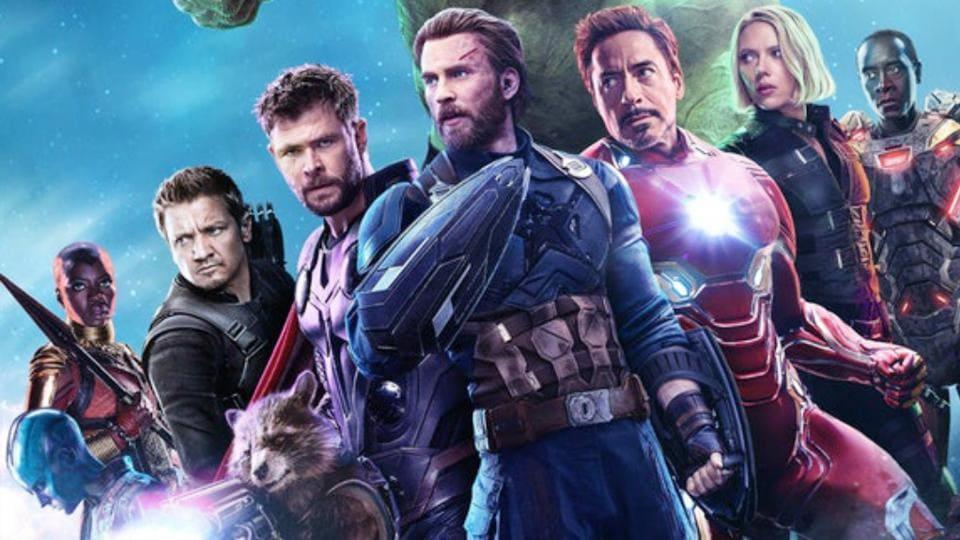 Tony Stark,Avengers,Avengers 4