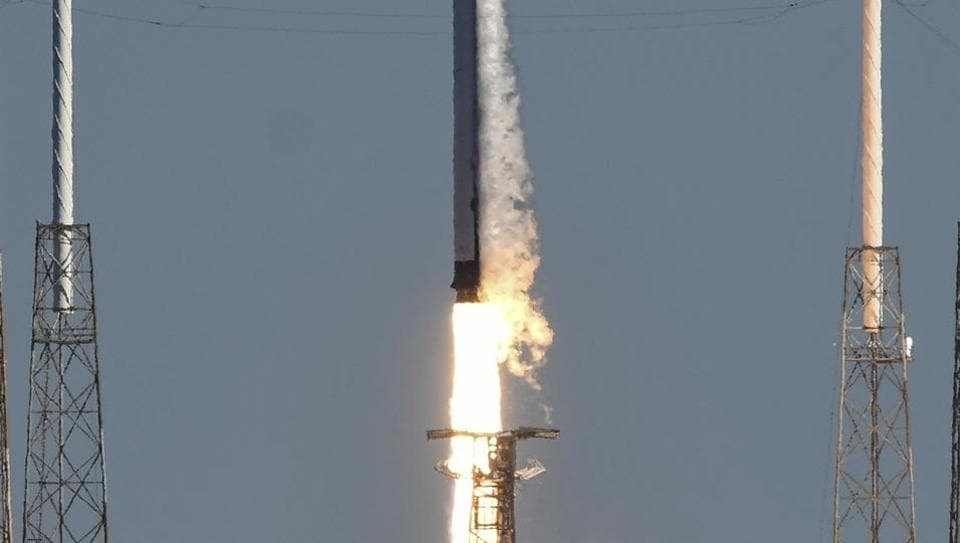 SpaceX Successfully Launches GPS III Space Vehicle 01